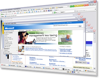 Avant Browser v.11.7 Build 43