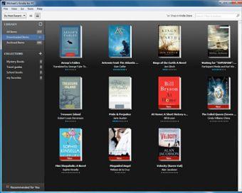 Чтение книг kindle на компьютере: Kindle for PC v.1.17.0.44183