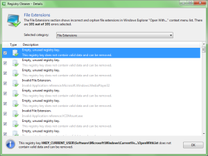 Чистка и оптимизация реестра: Auslogics Registry Cleaner v.6.1.0.0