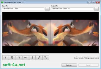 Переворачивать видео программа скачать бесплатно